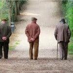 Gli anziani depressi
