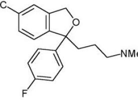 Citalopram (Elopram, Seropram) – Interazioni farmacologiche
