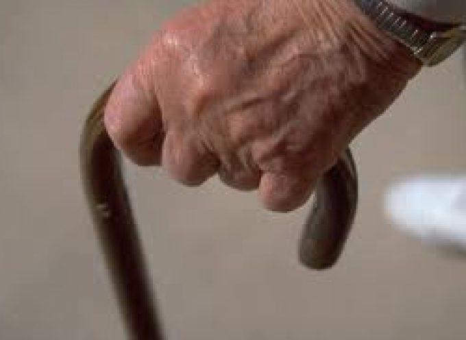 La depressione responsabile delle cadute negli anziani