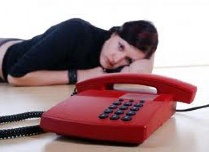 Curare la depressione al telefono: ecco i risultati di uno studio