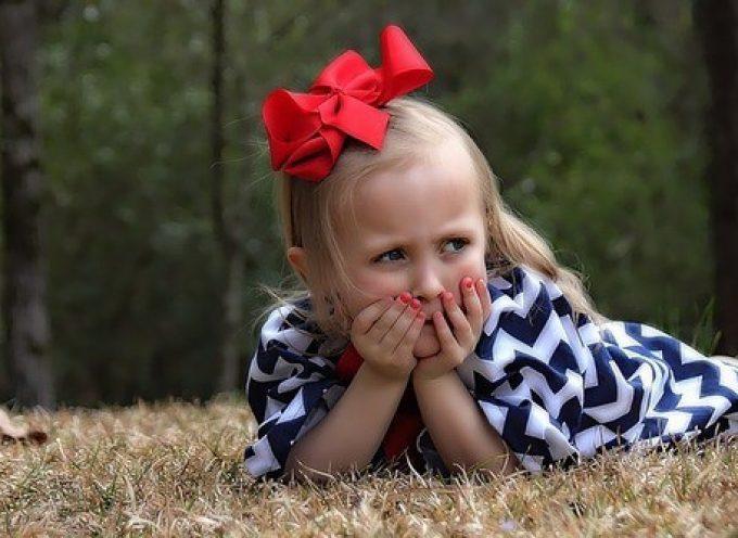 Aumentano i bambini affetti da disturbo d'ansia, depressione, tic nervosi…
