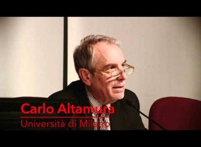 Prevenzione e interventi precoci in Psichiatria – Video intervista al Prof Carlo Altamura