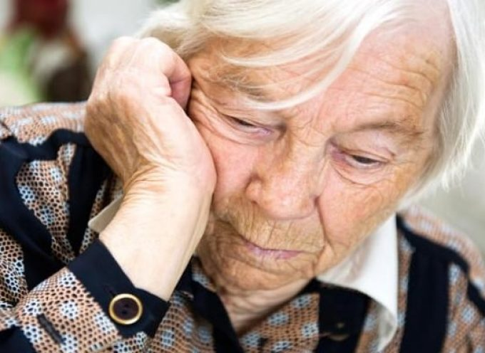 Disturbi d'ansia negli Anziani