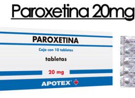 Paroxetina (Sereupin, Dropaxin, Seroxat, Daparox, Eutimil, Dapagut)