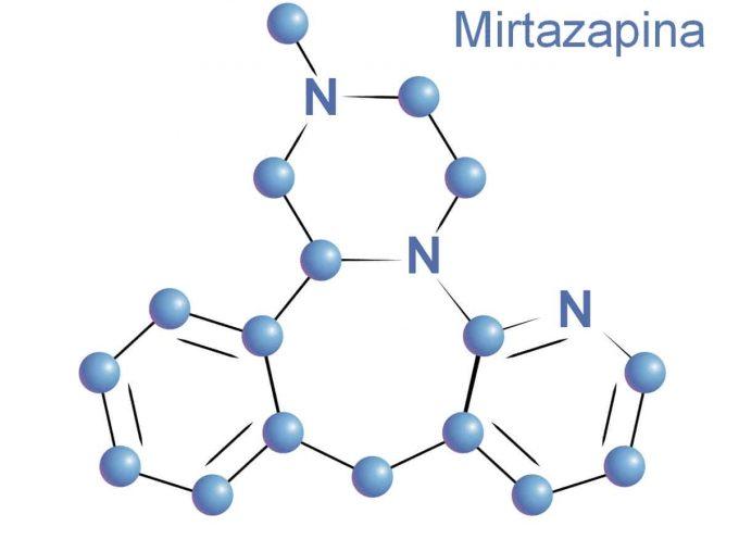 Mirtazapina (Remeron, Blumirtax, Mirtazapina generico)